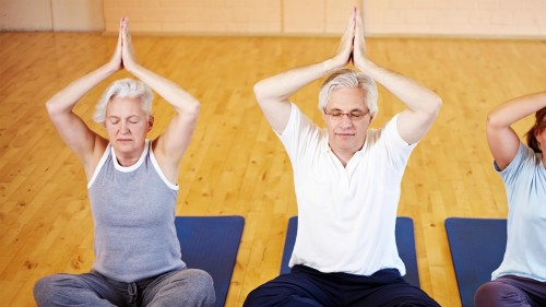 Senior Yoga 30