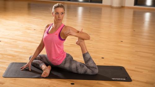 Yogaflow 90 Øvet