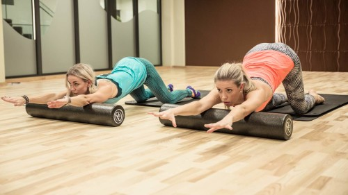 Foam Roller Spine Release 30 (Hot)