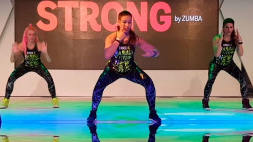Strong! by Zumba 60