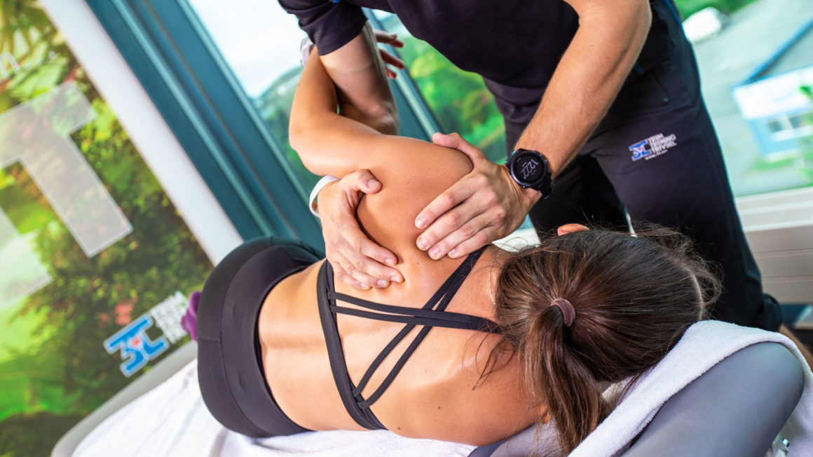 idrettsmassasje 3T-Klinikken
